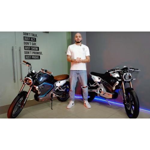 Какую модель электромотоцикла выбрать?