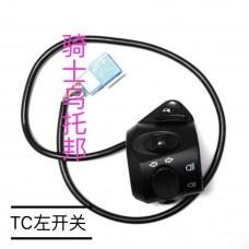 Левый пульт управления для Super Soco TC/TC Max