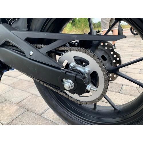 Механический электромотоцикл