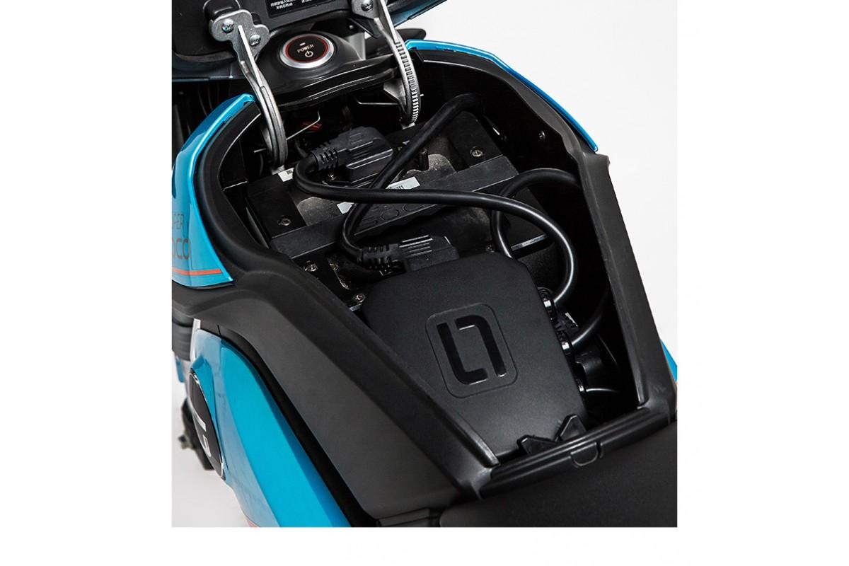 Y-кабель, Блок управления аккумуляторами Super Soco TC и TS