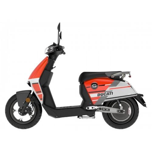 Super Soco CUx Special Edition Ducati