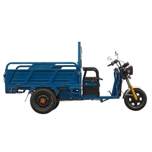 Грузовой электротрицикл (ГЭТ-1000.1500.45) с удлиненным кузовом 1,8м.