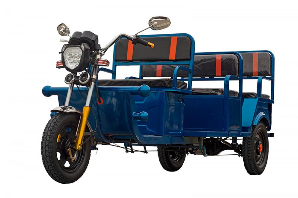 Пассажирский электротрицикл (ПЭТ- 4.1200.32)