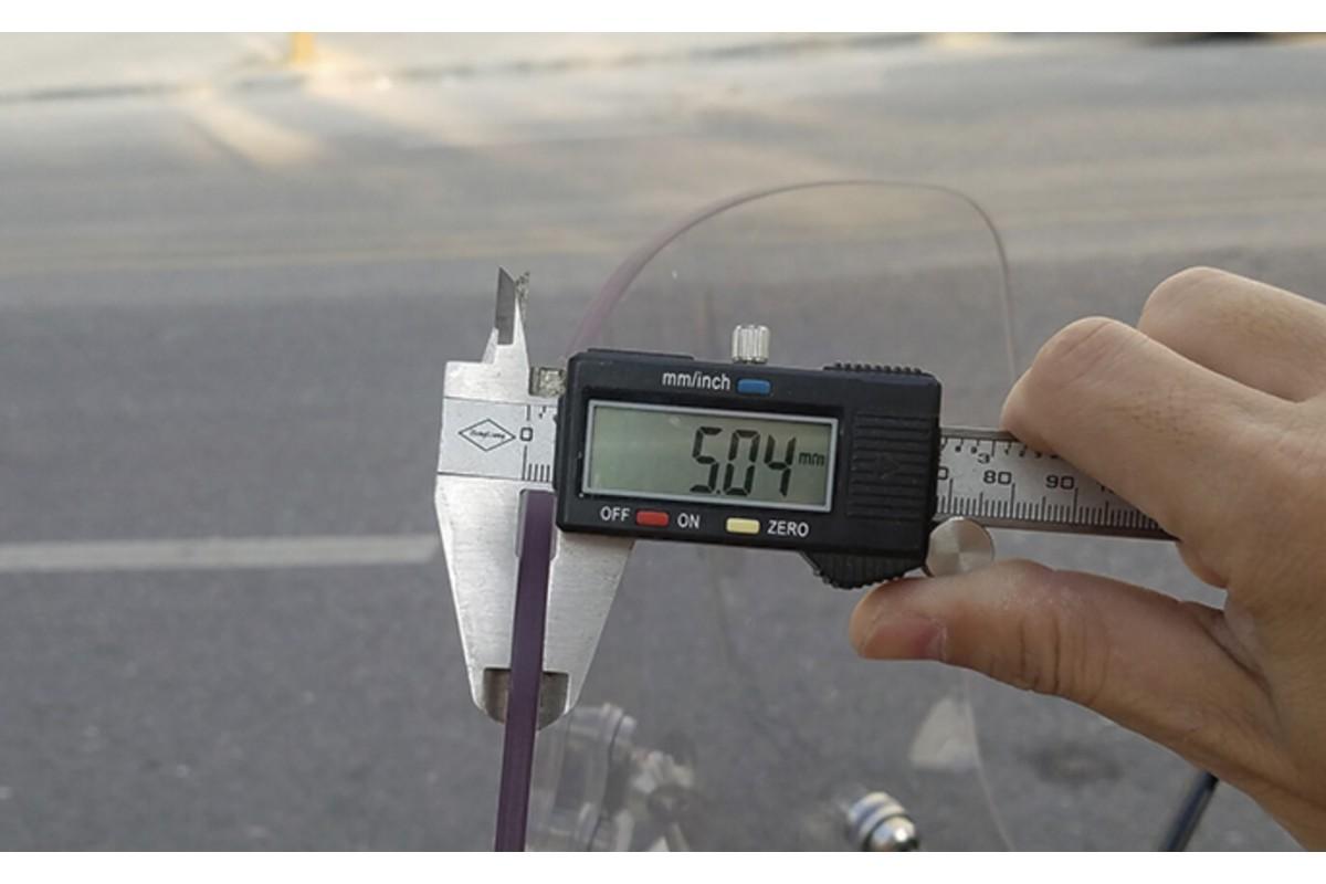 Ветровое стекло для Super Soco TS, TC и TC MAX