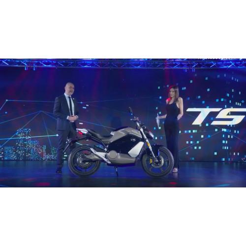 Электромотоцикл Super Soco новинка