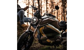 Супер соко – самый популярный электромотоцикл в России