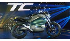 Какой электромотоцикл лучше: Horwin cr6 или TC MAX?