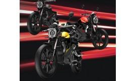 Топ-4 дорожных электромотоциклов